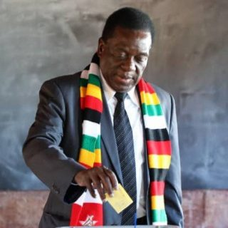Zimbabwe election updates: Mnangagwa declared winner