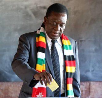 Zimbabwe election updates: Mnangagwa declared winner