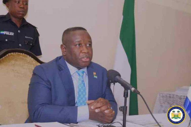 Sierra Leone cracks down on corruption, APC officials arrested