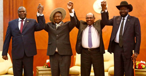 South Sudan rivals trade accusations over ceasefire violation