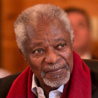 Global governance at heart of Kofi Annan conference