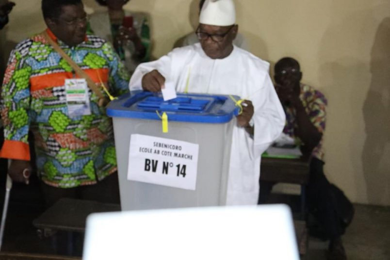 Report: Poll chief killed near Timbuktu during Mali runoff election