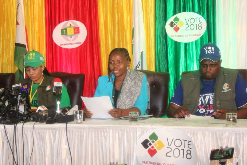 Zimbabwe election: Growing concern over a 'calm before the storm'