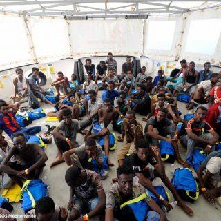 EU nations agree to accept stranded Aquarius migrants