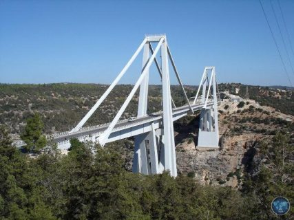 Libya closed Morandi-built bridge last fall because of safety fears