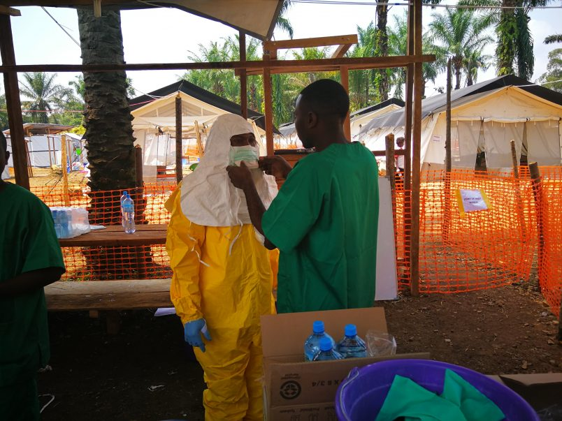 DRC considers a 2nd Ebola treatment center as death toll rises to 47