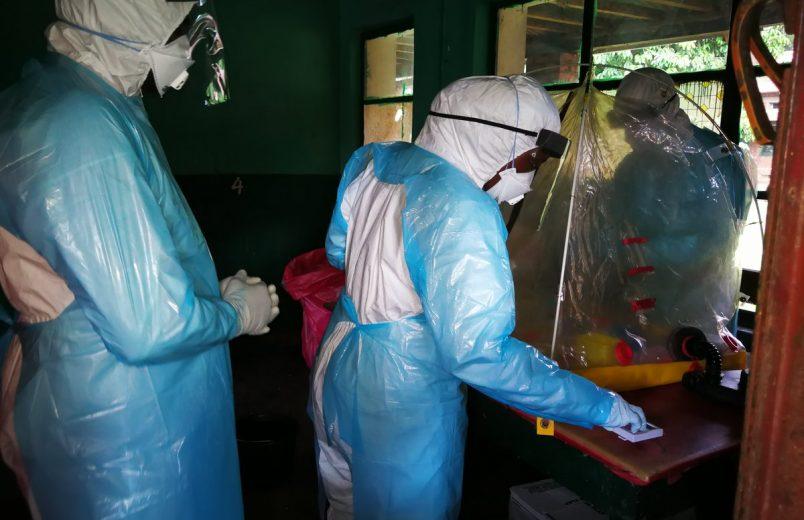 DR Congo militant attacks kill 18 as Ebola cases spike again
