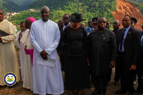 Sierra Leone marks anniversary of mudslide tragedy