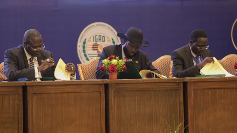South Sudan deal sees both cautious optimism and rejection