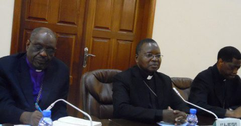 DRC's CENCO visits Lungu in Zambia to appeal for SADC election support