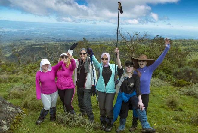 African women set to climb Kilimanjaro for albinism awareness