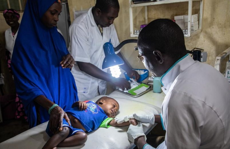 Niger: NGO alarmed by high fatality rates from malaria