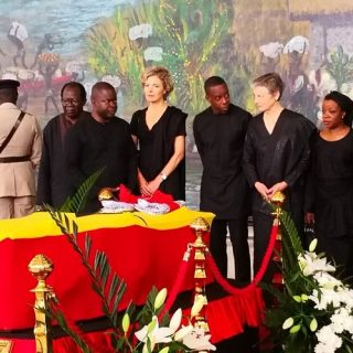 Ghana: State funeral Thursday for 'guiding star' Kofi Annan