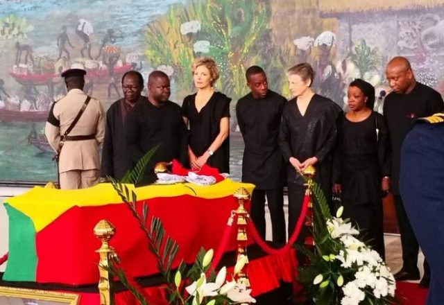 Ghana: State funeral Thursday for 'guiding star' Kofi Annan
