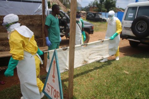 DRC: Ebola case confirmed in Butembo, a city of 1.4 million people