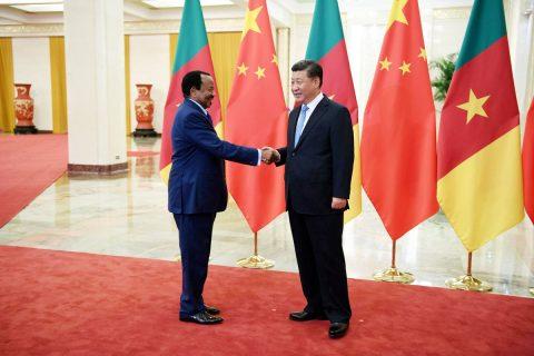 Cameroon's Biya, Nigerian Buhari head to FOCAC