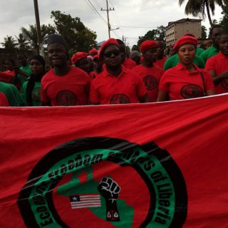 Liberian activists call for mass protest over missing millions