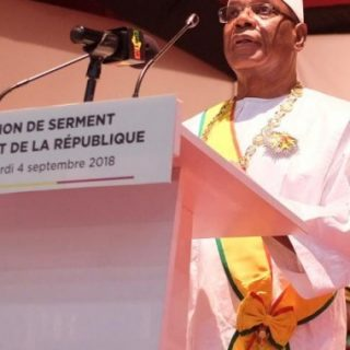 Mali: Beijing to send envoy for IBK inauguration ceremony
