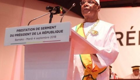 Mali: Beijing to send envoy for IBK inauguration ceremony