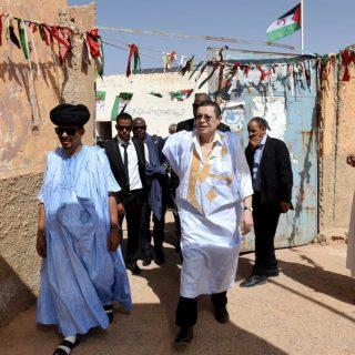 SA diplomat in Western Sahara for talks on Sahrawi issue
