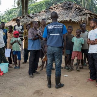 Fragile security of eastern DR Congo threatens Ebola response