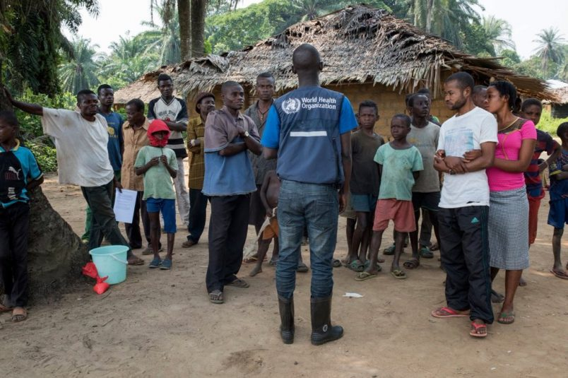 Death toll tops 200 in DR Congo's Ebola outbreak