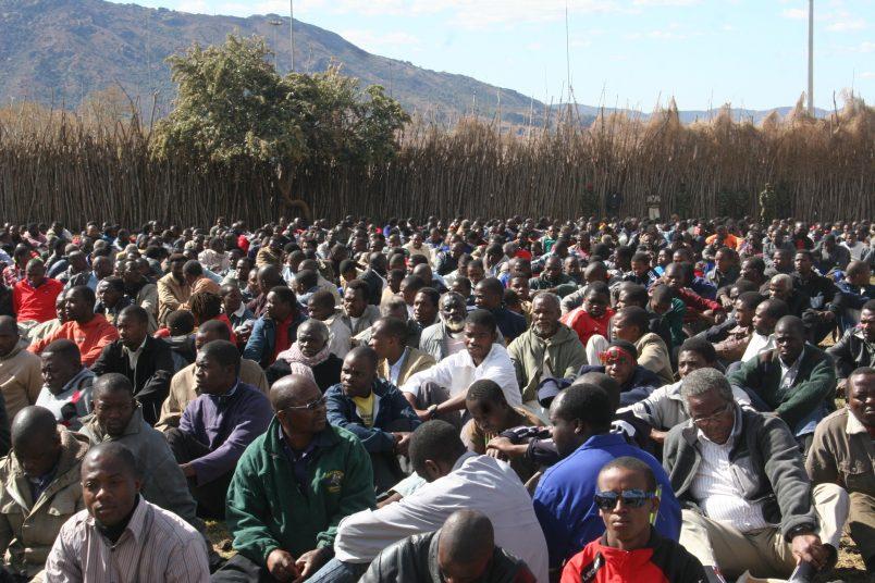 King Mswati invites public input on eSwatini's new PM