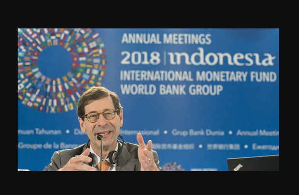 IMF trims projections for sub-Saharan Africa, global growth