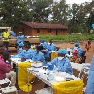Violence halts Ebola response as Beni fatalities climb