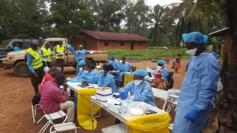 Violence halts Ebola response as Beni fatalities climb