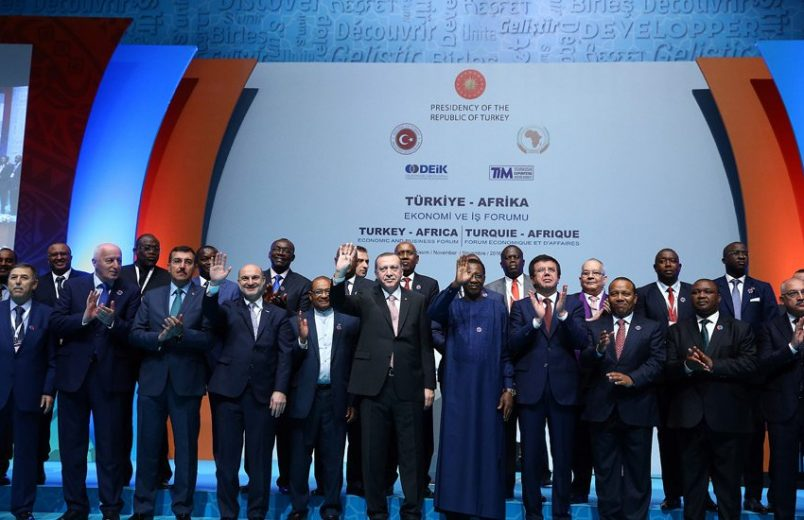 Turkey-Africa Economy and Business Forum set for Istanbul