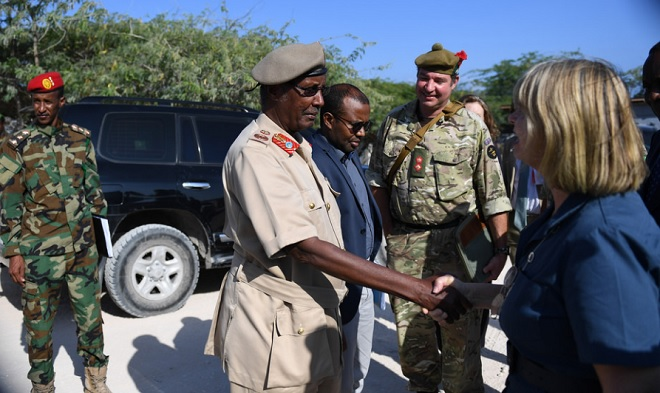 UK boosts aid to East African nations