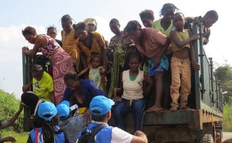 Angola defends crackdown on Congolese refugees, illegal mines