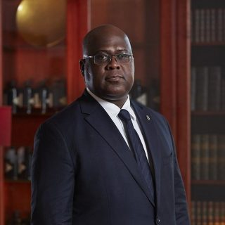 DRC President Tshisekedi sworn in during interrupted ceremony