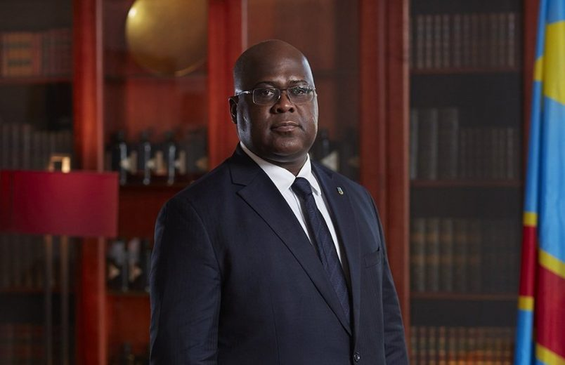 Tshisekedi to deliver opening remarks at Paris Peace Forum