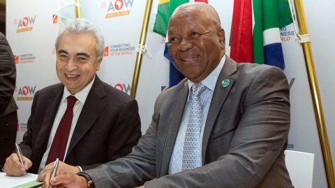 South Africa joins IEA, Africa Oil Week wraps up in Cape Town