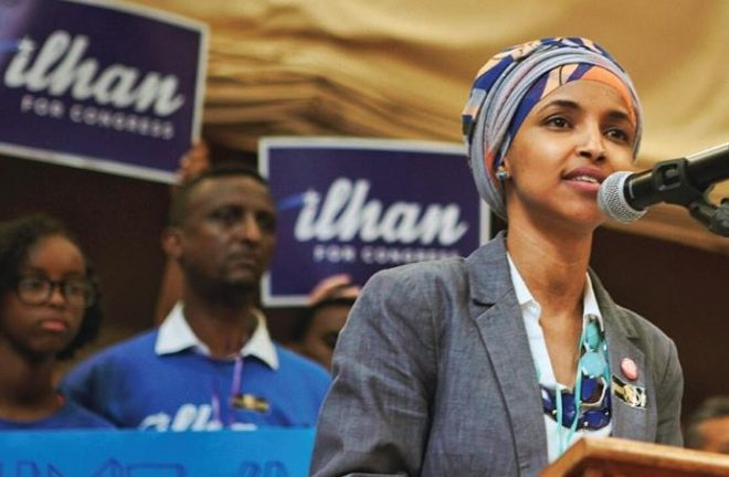 Somali-American Omar becomes first to win U.S. Congress seat