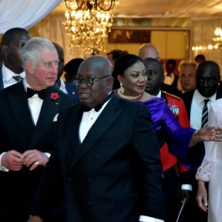 Prince Charles addresses colonialism, climate in Ghana speech