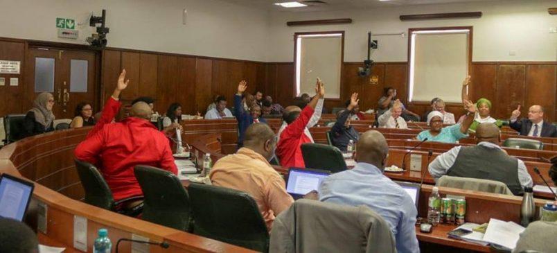 SA land reform amendment advances with key JCRC approval