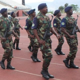 Lesotho bids farewell to SADC peacekeeping mission