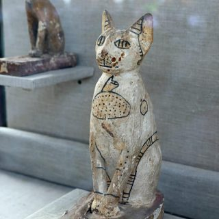 Egypt's latest antiquities find is the cat's meow