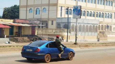 HRW warns of crackdown against Guinea opposition