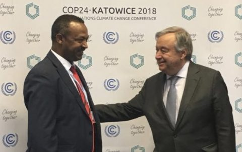 COP24: Africa, LDCs press for urgency on climate