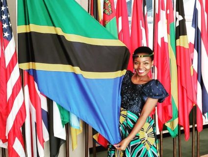 Tanzania's Gyumi receives UN human rights award
