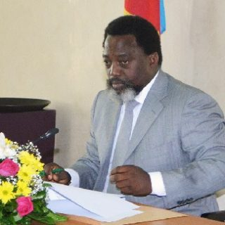 Coalition deal means Kabila's behind the puppet, says DRC opposition
