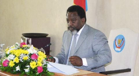 DRC: Kabila says he won't rule out return to power
