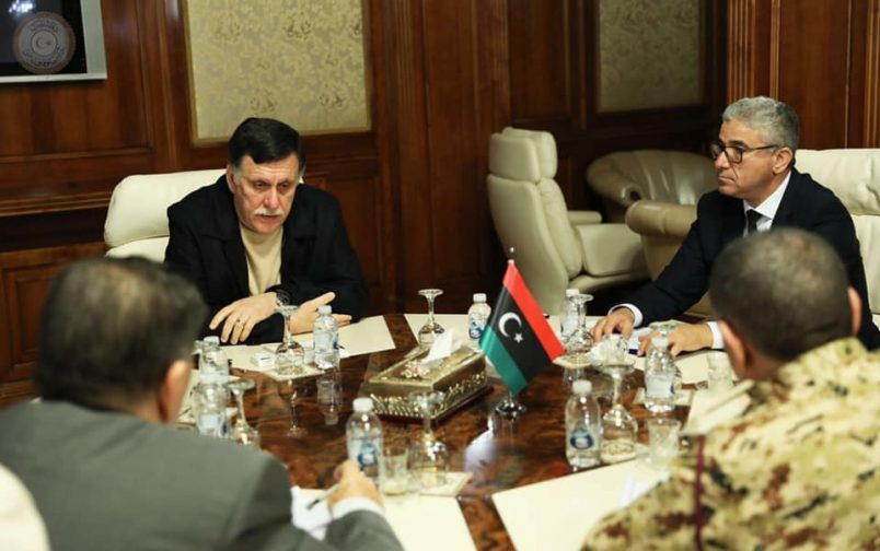 Libya's Sarraj: No room for complacency after foreign ministry attack