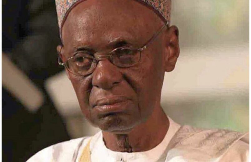 Buhari notes death of Shagari, 93, with praise for humility and integrity