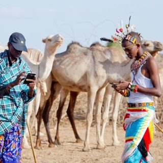 Africa makes strides in Internet access and usage