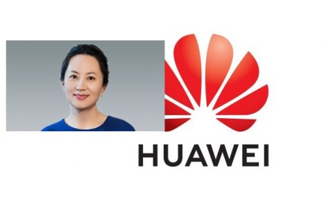 Huawei confirms CFO arrested in Canada